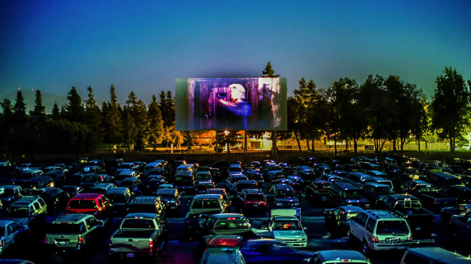 Drive-In Movie Theaters Experience a Resurgence with Social Distancing