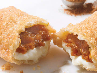 pumpkin cream cheese pie popeyes