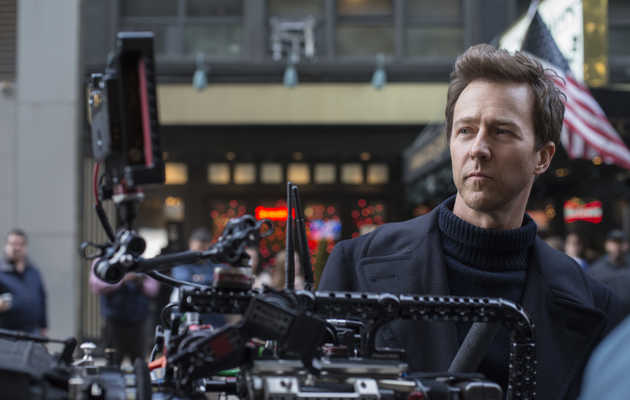 Edward Norton on Detective Stories, Befriending Radiohead, and the Legacy of 'Fight Club'
