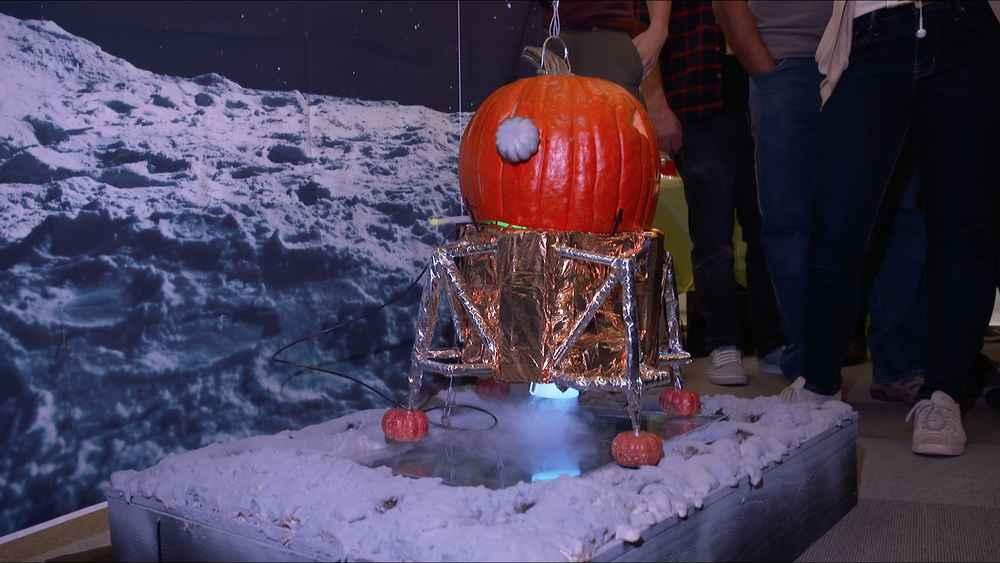 NASA's Pumpkin Carving Contest Is Awe-Inspiring