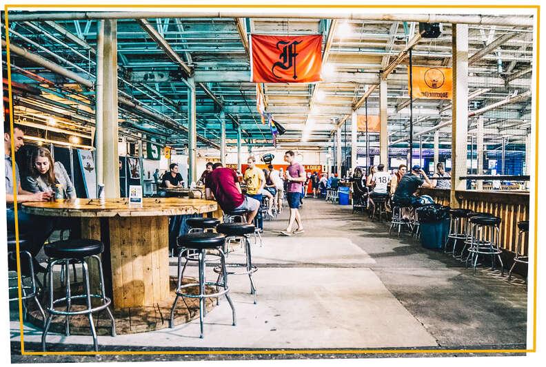 Fowling Warehouse