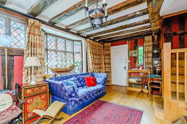 harry potter airbnb