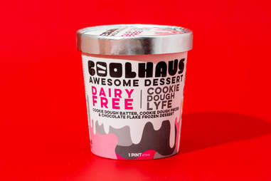 coolhaus cookie dough lyfe dairy free