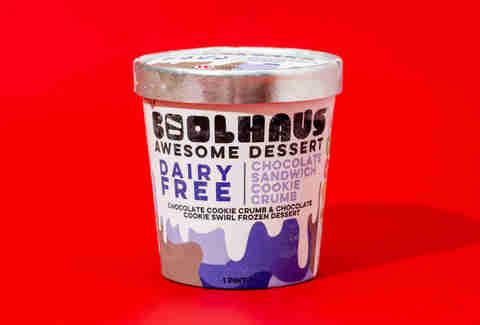 coolhaus chocolate sandwich cookie crumb