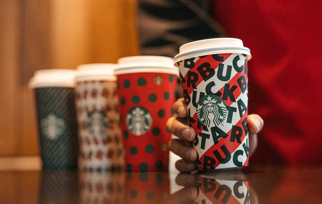 Every Single Starbucks Holiday Drink, Ranked