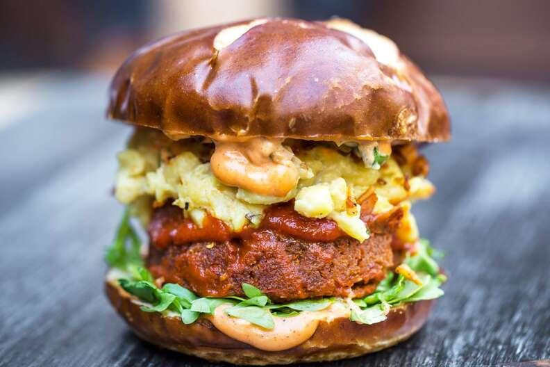 Beastmode Burger Deluxe