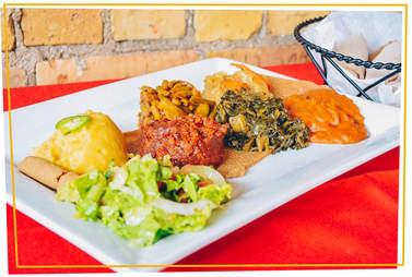 The Red Sea Restaurant & Bar