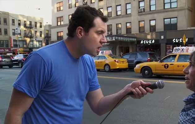Billy Eichner's 10 Best Bits from 'Billy on the Street,' Which Is Now on Netflix
