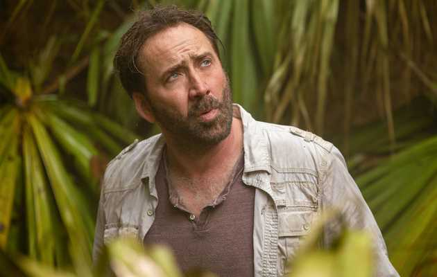 Nic Cage Hunts Jaguars and Fights an Unhinged Assassin in 'Primal'