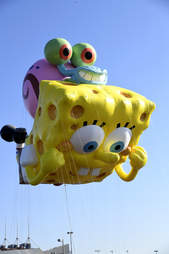 Spongebob Squarepants and Gary