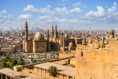Mosques of Sultan Hassan and Al-Rifai