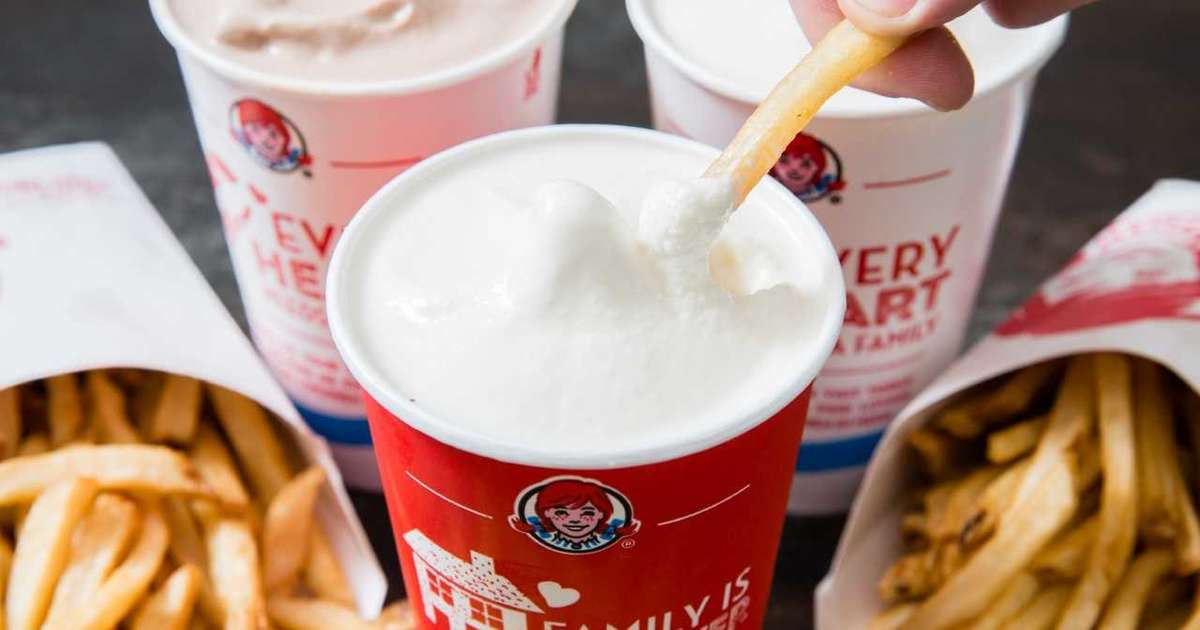 Wendy's Is Unleashing Its First All-New Frosty Flavor Ever for Its 50th Anniversary
