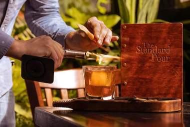 The Standard Pour