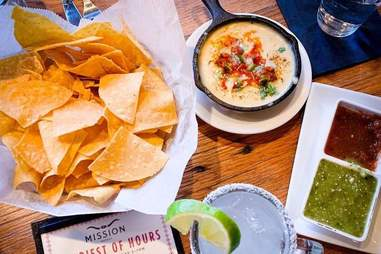 chips and salsa mission