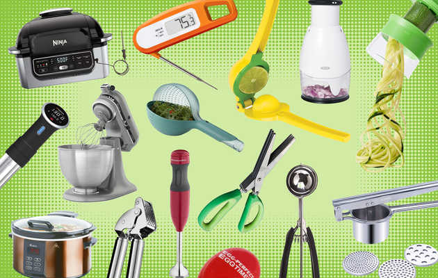 The Best Gifts for the Aspiring & Lazy Home Cooks in Your Life