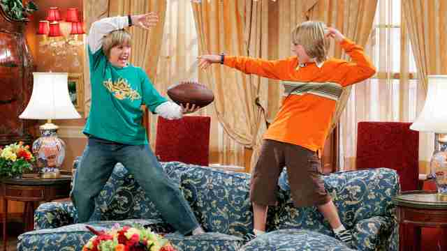 the suite life with zack and cody