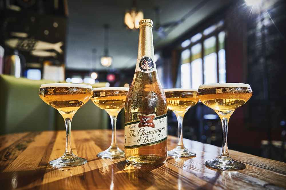 You Can Get 'The Champagne of Beers' in an Actual Champagne Bottle