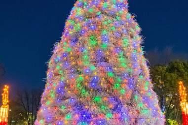 The Tumbleweed Tree Lighting