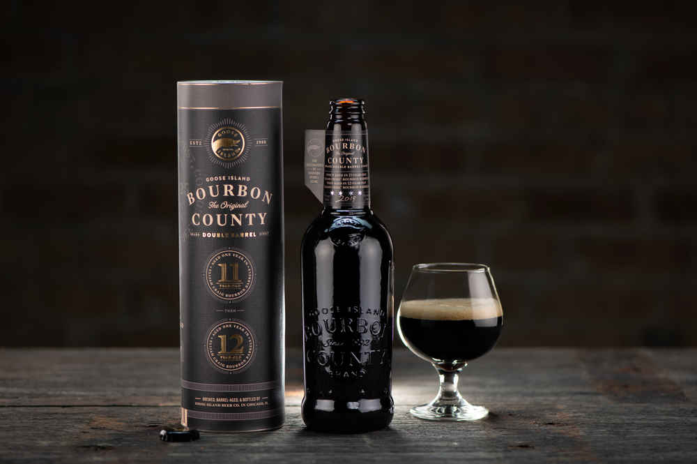 Goose Island Just Unveiled a New Bourbon County Stout That Will Be Very Hard to Get