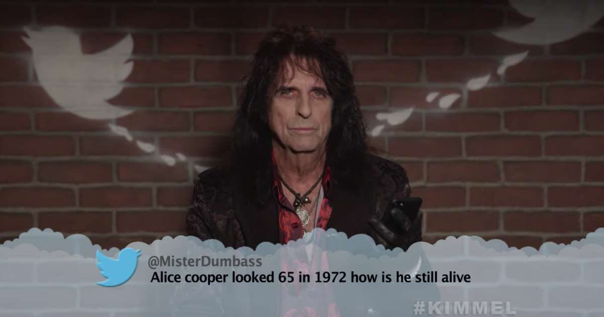 Kimmel Had Painful New 'Mean Tweets' With Green Day, Cardi B, Lizzo, John Mayer & More