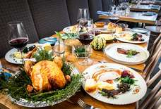 Restaurants Open For Thanksgiving Dinner in DC