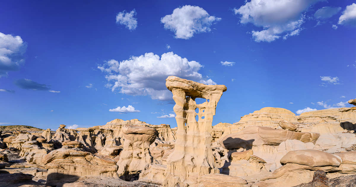 This Southwestern State is America's Endless and Trippy Desert Wonderland