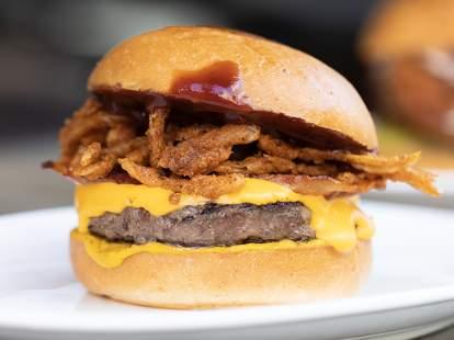 umami burger free burger