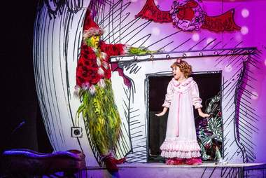 The Smith Center Dr. Seuss' How the Grinch Stole Christmas! The Musical