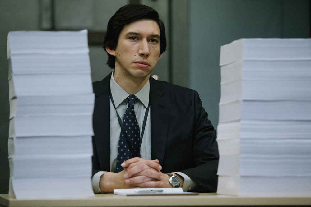 Adam Driver's 'The Report' Exposes the Dark Side of the War on Terror