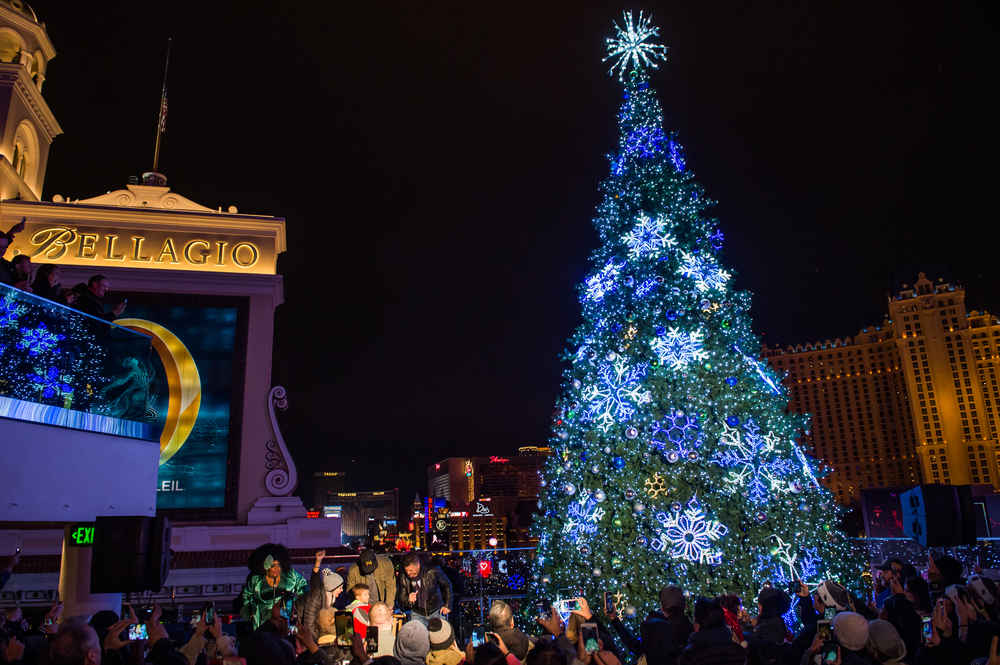 Everything You Need to Do in Las Vegas Over the Holidays