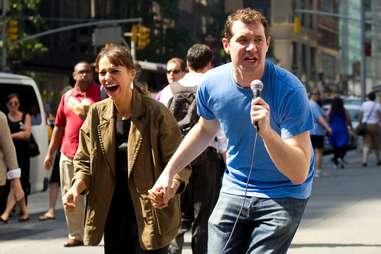rashida jones and billy eichner in billy on the street