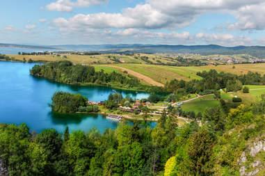 Czorsztyn Lake