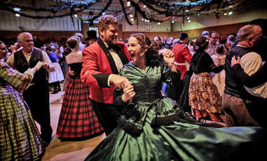 Great Dickens Christmas Fair & Victorian Holiday Party