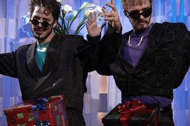 saturday night live christmas special