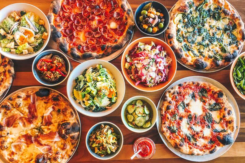 Flour + Water Pizzeria