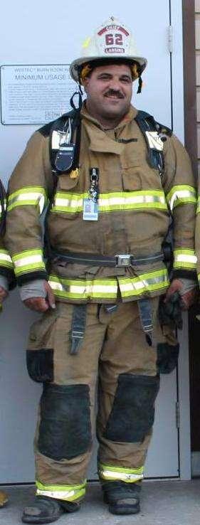 Brad George Lansing Fire Department