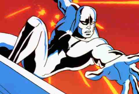 silver surfer tv series