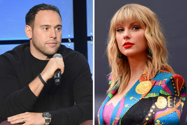 scooter braun taylor swift