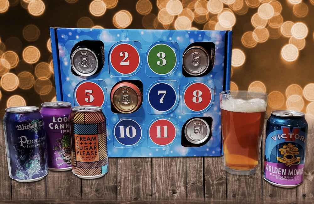This Advent Calendar Is Full of Craft Beer & Will Get You Through the Holidays