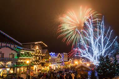 Christmas Lighting Festival