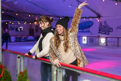 Fire & Ice Rink