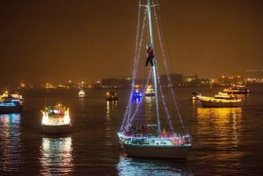 boat parade alexandria