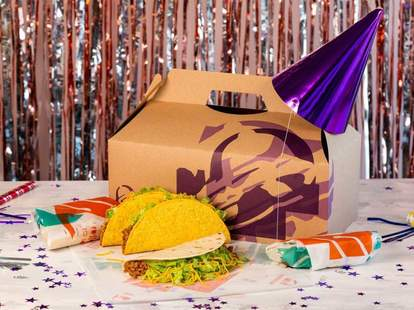 taco bell birthday party arizona 100th one hundredth