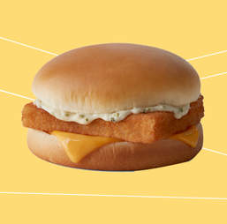 filet o fish mcdonald's