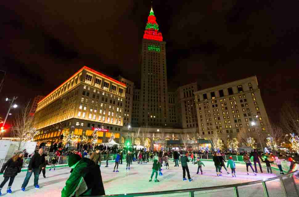 Downtown Cleveland Alliance Winterfest