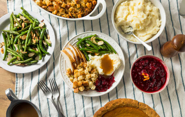 You Can Buy Weed-Infused Gravy & Thanksgiving Will Be Way More Interesting