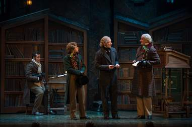 A Christmas Carol Milwaukee Repertory Theater