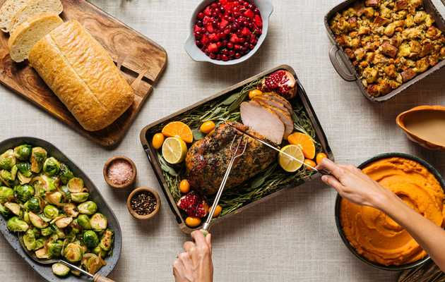 Where to Eat a Thanksgiving Dinner in LA