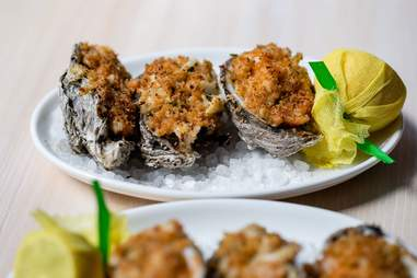 Eunice oysters