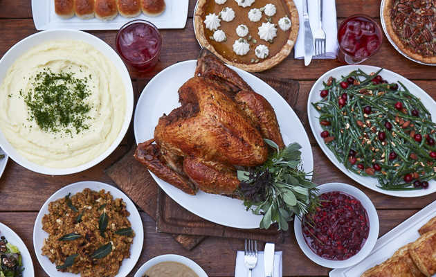Listen: The Best Thanksgiving Side Ever, 'Canberry' Sauce, and Holiday Horror Stories